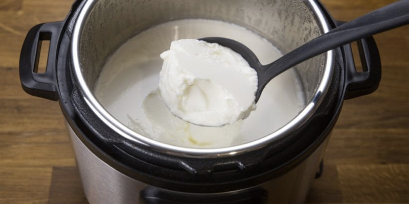 Recipe: Instant Pot Yogurt
