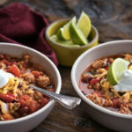 turkey chili instant pot
