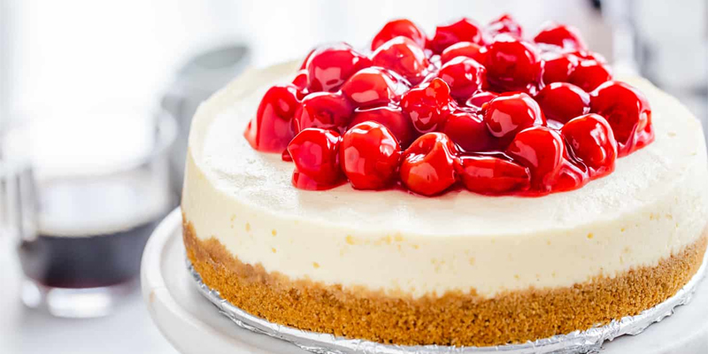 Recipe: Instant Pot New York-style Cheesecake